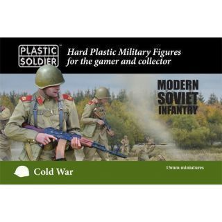 15mm Cold War Soviet Infantry