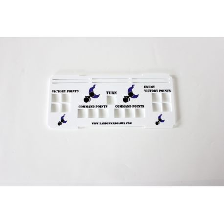 Changing control console