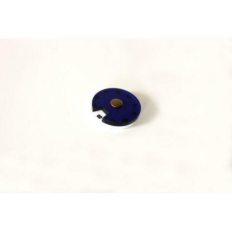 2 Simple Dials - Blue