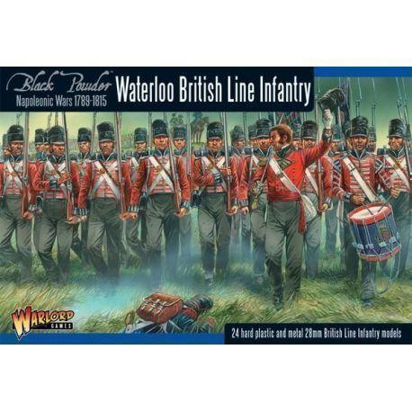 British Line Infantry (Waterloo)