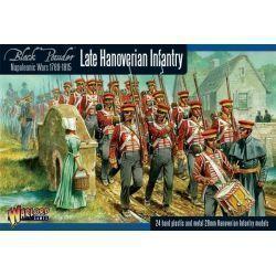Hanoverian Infantry