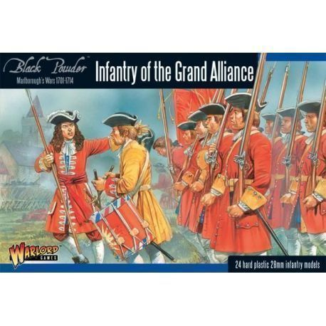Infantry of the Grand Alliance