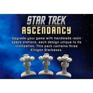 Star Trek: Ascendancy Klingon Starbases