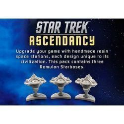 Star Trek: Ascendancy Romulan Starbases