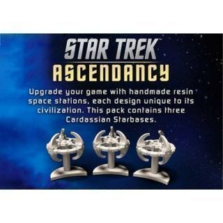 Star Trek: Ascendancy Cardassian Starbases
