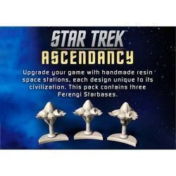 Star Trek: Ascendancy Ferengi Starbases