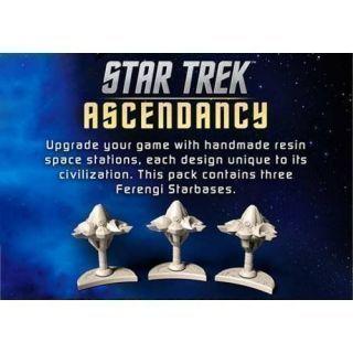 Star Trek: Ascendancy Ferengi Starbases