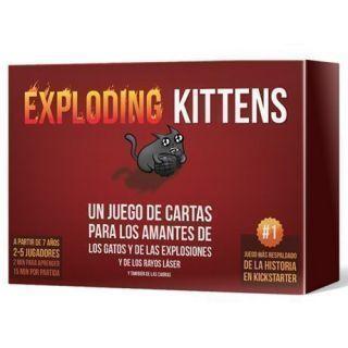 Exploding Kittens (ES)