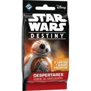 STAR WARS DESTINY. SOBRE ALEATORIO AMPLIACION DESPERTARES