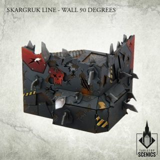 SKARGRUK LINE- WALL 90 DEGREES