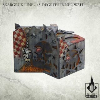 SKARGRUK LINE- 45 DEGREES INNER WALL