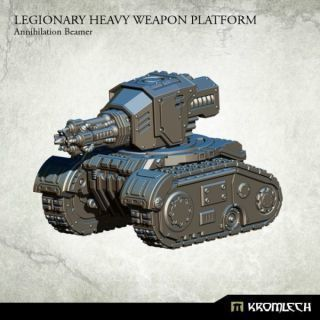 LEGIONARY HEAVY WEAPON PLATAFORM: ANNIHILATION BEAMER (1)