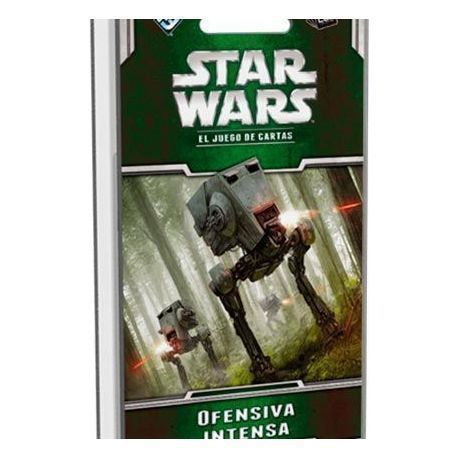 STAR WARS LCG - OFENSIVA INTENSA