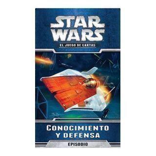 STAR WARS LCG - CONOCIMIENTO Y DEFENSA