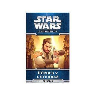 STAR WARS LCG - HEROES Y LEYENDAS