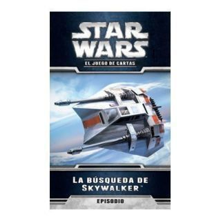 STAR WARS LCG CDH - LA BUSQUEDA DE SKYWALKER