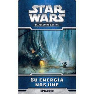 STAR WARS LCG - SU ENERGIA NOS UNE