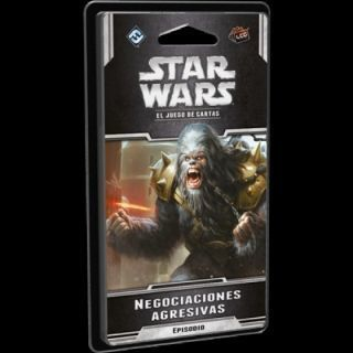 STAR WARS LCG - NEGOCIACIONES AGRESIVAS