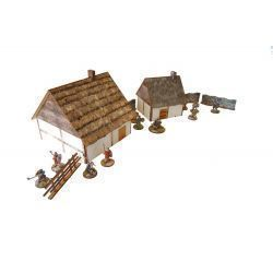 Age of Saga - Medieval Village