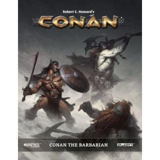 CONAN - CONAN THE BARBARIAN