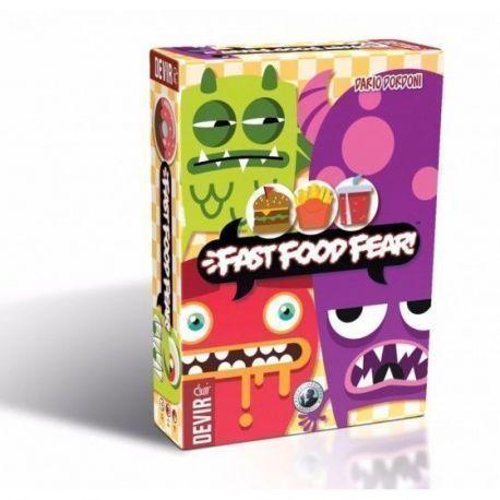 FAST FOOD FEAR! (CASTELLANO)