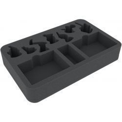 35 mm foam tray for Warhammer Shadespire: Sepulchral Guard