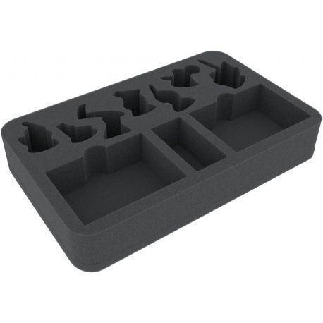 35 mm foam tray for Warhammer Shadespire: Sepulchral Guard