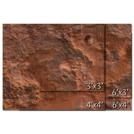 Martian lands 4´x4´