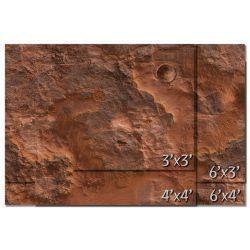Martian lands 3´x3´