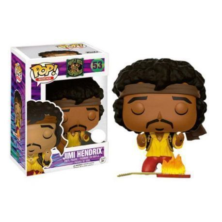 FUNKO POP ROCKS: JIMMI HENDRIX MONTEREI