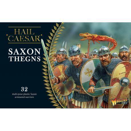 SAXON THEGNS