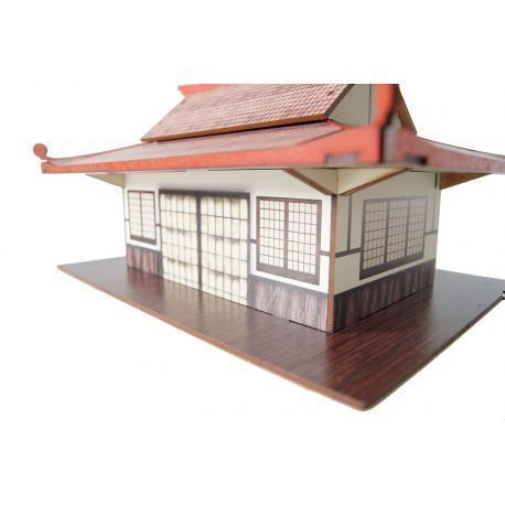 Zaibatzu House 1 – Shogunate Japan