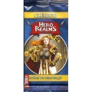 Hero Realms: sobres de personaje - CLÉRIGO
