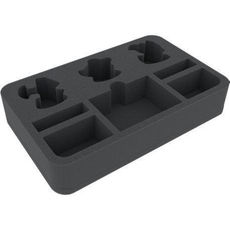 HSMECC050BO 50 mm foam tray for Warhammer Underworlds Shadespire: The Farstriders