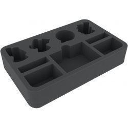 HSMECB050BO 50 mm foam tray for Warhammer Underworlds Shadespire: Magore's Fiends