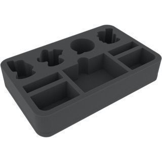 HSMECB050BO 50 mm foam tray for Warhammer Underworlds Shadespire: Magore's Fiends