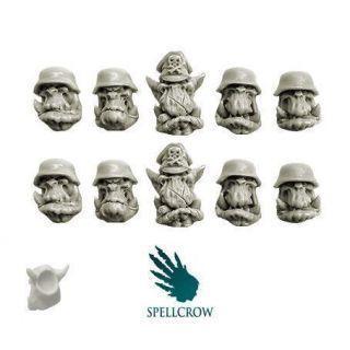 Orcs Blitzkrieg Heads