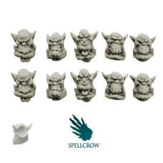Orcs Standard Heads (ver. 2)