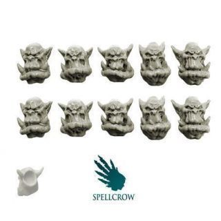 Orcs Standard Heads (ver. 3)