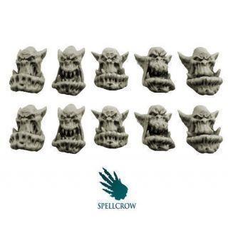 Orcs Bulky Heads