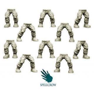 Guards / Scouts Legs