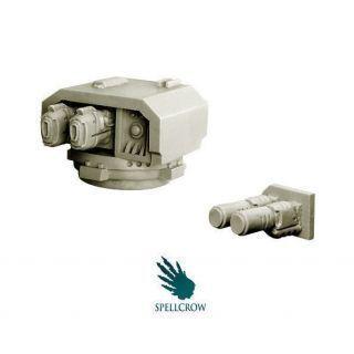 Pintle-mounted Turret