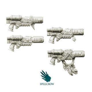 Wolves Knights Melting Guns
