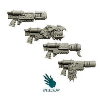 Salamandra Knights Melting Guns