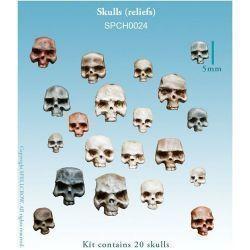 Skulls (reliefs)