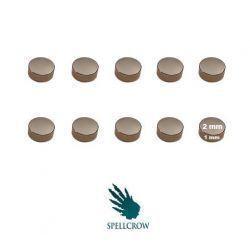 Neodymium Magnets 2 mm x 1 mm