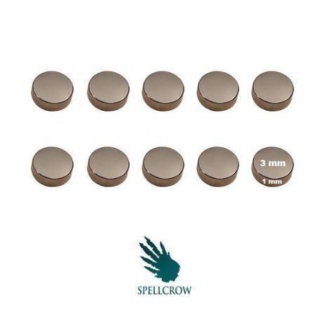 Neodymium Magnets 3 mm x 1 mm