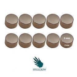 Neodymium Magnets 5 mm x 3 mm