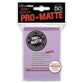 Ultra Pro Sleeves - Peach Pro-Matte - 50 Count