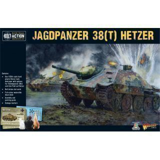 JAGDPANZER 388(t) HETZER